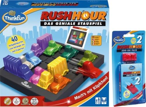 Rush Hour® + Erweiterung Bundle