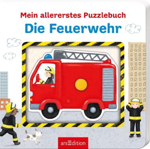 Mein allererstes Puzzlebuch - Die Feuerwehr