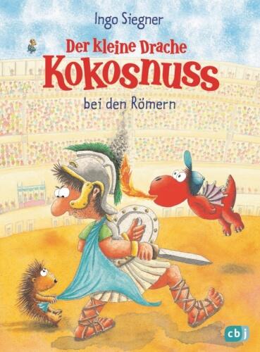 Der kleine Drache Kokosnuss bei den Römern
