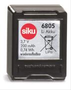 SIKU 6805 Racing Akku