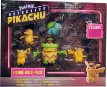 DETECTIVE PIKACHU BATTLE FIGUREN MULTIPACK (6-PACK)