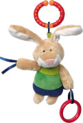 Sigikid 41842 Anhanger Hase Blue Collection