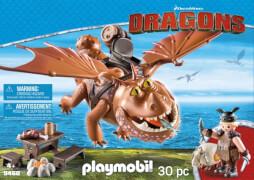 Playmobil 9460 Dragons Fischbein und Fleischklops