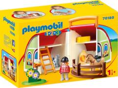 Playmobil 70180 Mein Mitnehm-Reiterhof