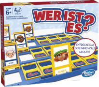 Hasbro C2124100 ''Wer ist es?'', für 2 Spieler, ab 6 Jahren