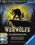 Ravensburger 267033 Werwölfe Vollmondnacht, Bluff- und Rollenspiel
