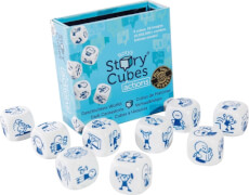 Huch! & Friends 603987 - Story Cubes Actions, für 1-10 Spieler, ca. 5 min, ab 6 Jahren