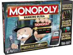 Hasbro B6677156 Monopoly Banking Ultra - österr. Version