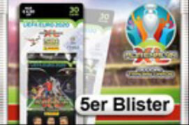 UEFA Road to EURO 2020 5er Blisterpack