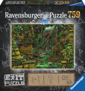 Ravensburger 19951 Puzzle: Exit 2: Tempel in Ankor 759 Teile