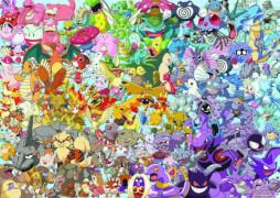 Ravensburger 151660 Puzzle Challenge Pokémon 1000 Teile