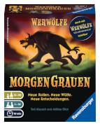 Ravensburger 267293 Werwölfe - MorgenGrauen, Familienspiel