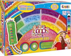 Craze LOOPS - Rainbow Box