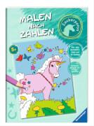 Ravensburger 55864 Taschenbuch: Malen nach Zahlen: Zauberponys