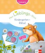 Lieblingsblock - Kindergarten-Rätsel