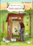 Pettersson und Findus - Findus zieht um, Gebundenes Buch, 28 Seiten, ab 4 Jahren