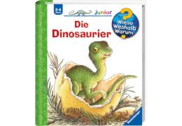 Ravensburger 32797 Wieso? Weshalb? Warum? Junior Band 25: Die Dinosaurier
