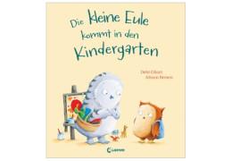 Die kleine Eule kommt in den Kindergarten