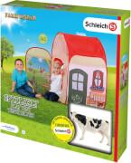 Spielzelt Farm World mit Original Schleich