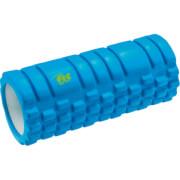Fit4Fun Massagerolle mit Struktur blau