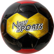 New Sports Fußball Deutschland, Größe 5, PVC, unaufgeblasen