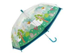 Kinder-Schirm transparent Murmeltier(4)
