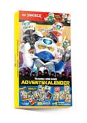 Lego Ninjago 5 Sammelkarten Adventskalender