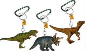 Die Spiegelburg 14271 T-Rex World - Schlüsselanhänger, sortiert