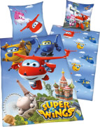Super Wings Bettwäsche